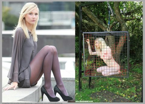 【実はメス豚】このエレガントな女性の裏の顔がこちら・・・(画像30枚)・9枚目
