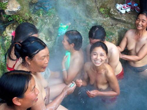 中国の露天風呂がヤバい・・・(画像25枚)