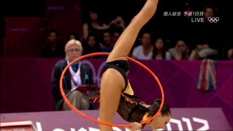 【ガン見】女子(新)体操の一時停止ポイントがこちらwwwwwwwwwwwwww(画像27枚)・10枚目