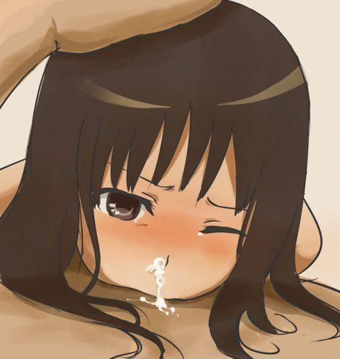 【画像あり】「喉奥射精したら鼻からザーメン」ってやつ一度やってみたいんだがwwwwwwwww・11枚目
