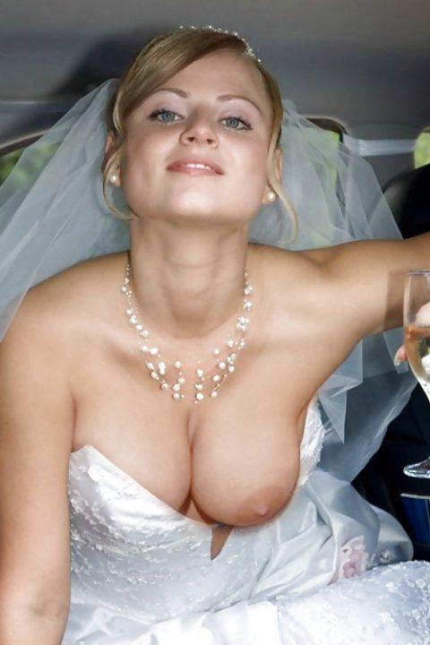 【素人】神父「では、誓いの口づけをマンコに…」、ハメ外し過ぎな花嫁画像集(25枚)・21枚目
