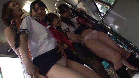 満員電車で隣が女性だからって油断してはいけない・・・(画像あり)・22枚目