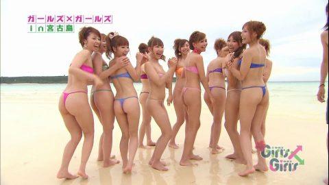 【驚愕】NHKでもTバックはOKだという事実wwwwwwwwwwwwww(画像30枚)・26枚目
