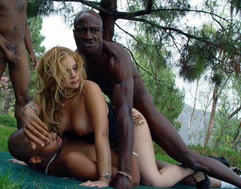 コントラストが美しい黒人と白人のセクロス画像集(25枚)・5枚目