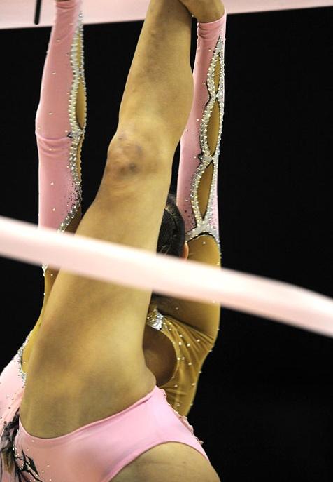 【ガン見】女子(新)体操の一時停止ポイントがこちらwwwwwwwwwwwwww(画像27枚)・8枚目