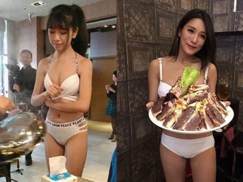 台湾のレストラン、セクシー路線で集客しだす(画像9枚)