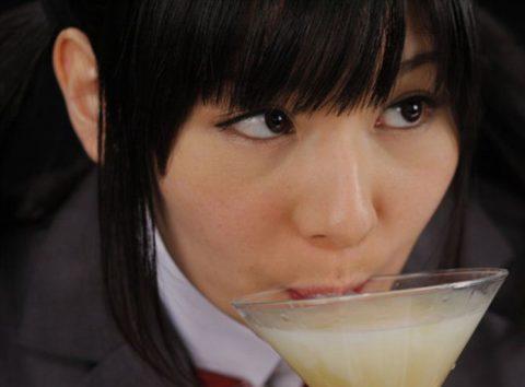 【胸焼け注意】飲み干す一杯!!!!!飲ザーのエロ画像集(28枚)・10枚目