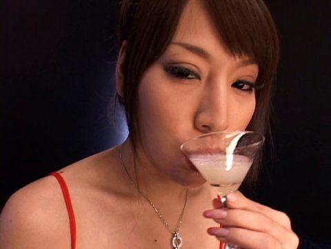 【胸焼け注意】飲み干す一杯!!!!!飲ザーのエロ画像集(28枚)・24枚目
