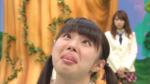これで抜けたら真のファン!!!女性芸能人のアヘ顔・変顔画像集(26枚)・16枚目