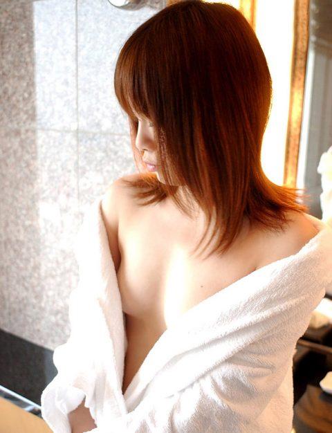 """バスローブって""""お風呂~セックス""""の間に着るために作られたんだよな???(画像25枚)・22枚目"""