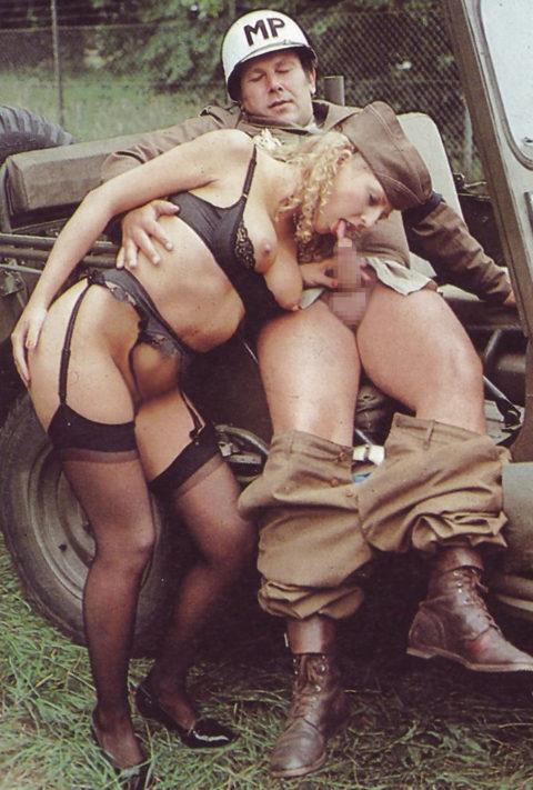 【画像24枚】女性兵士のもう一つの仕事がこちらwwwwwwwwwwwwww・10枚目