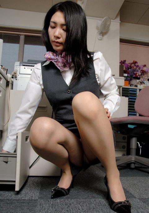 オフィスで女子社員がモノを拾う瞬間が大好きな理由wwwwwwwwwwwww(画像あり)・12枚目