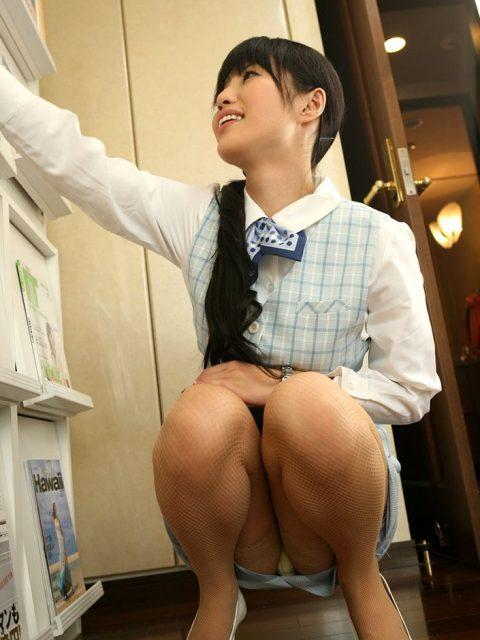 オフィスで女子社員がモノを拾う瞬間が大好きな理由wwwwwwwwwwwww(画像あり)・13枚目