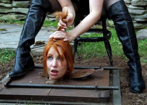 【画像30枚】奴隷として売られた女は例えばこんな目に遭ってますwwwwwwwwwwwwwww・24枚目