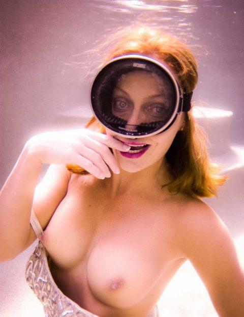 【水中ヌード】水の中で裸を撮ったらアートになるという不思議wwwwwwwwwwwwwww(画像31枚)・27枚目