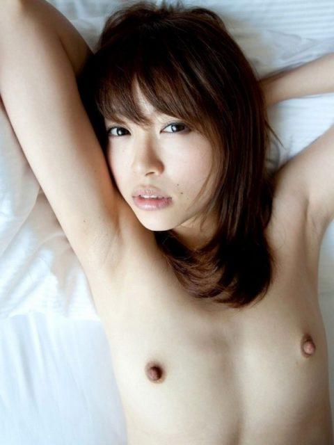 """貧乳を超越した""""無乳""""女子のエロ画像をご覧ください 161枚・69枚目"""