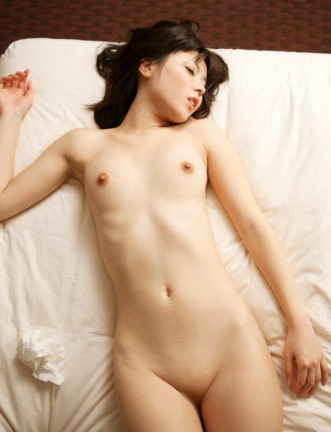 """貧乳を超越した""""無乳""""女子のエロ画像をご覧ください 161枚・52枚目"""