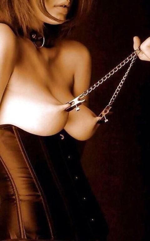 【画像29枚】乳首鍛錬中の嫁の画像貼ってくwwwwwwwwwwwwwww・1枚目