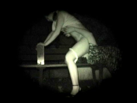 【衝撃画像】夜の公園内を赤外線カメラで撮ってみた結果・・・(画像24枚)・11枚目