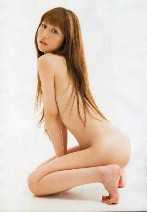 【崖っぷち】フルヌード一歩手前の女性芸能人のギリギリヌード画像集(26枚)・13枚目
