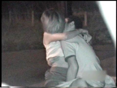 【衝撃画像】夜の公園内を赤外線カメラで撮ってみた結果・・・(画像24枚)・20枚目