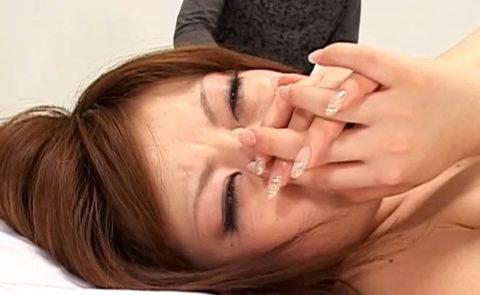 【出演強要⁈】AVでガチ泣きしてる女の子の闇深画像・・・(25枚)・22枚目