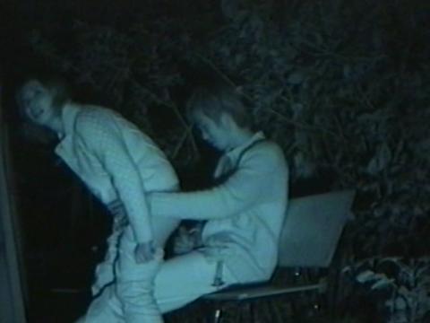 【衝撃画像】夜の公園内を赤外線カメラで撮ってみた結果・・・(画像24枚)・4枚目
