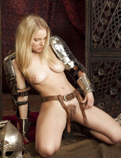 仲間にするならどの子?女戦士のエロ画像集(30枚)・9枚目