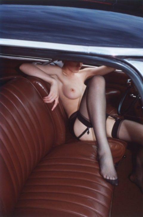【露出狂初段】全裸でドライブスルー(画像あり)・1枚目