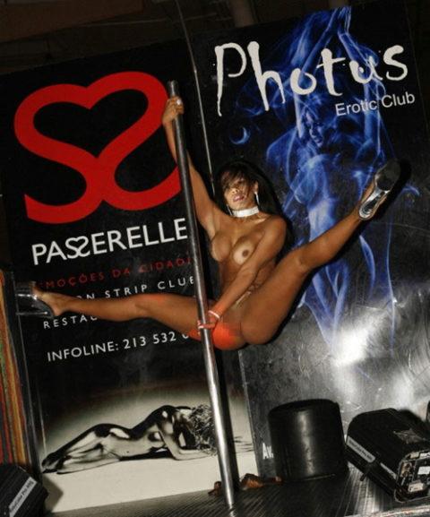 ポールダンサーのエロ画像。すごいんだけどマンコしか入ってこない・・・(30枚)・19枚目