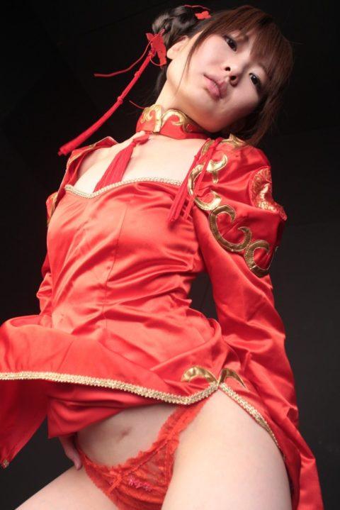 チャイナドレスとかいう男の視線を惹きつける女の戦闘服wwwwwwwww(画像28枚)・9枚目