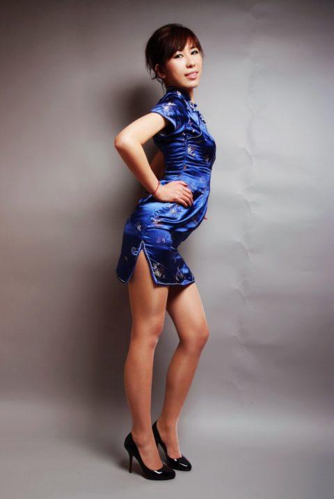チャイナドレスとかいう男の視線を惹きつける女の戦闘服wwwwwwwww(画像28枚)・10枚目