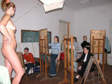 ガチのヌードモデル画像集。オカズにできるか微妙なところ・・・(30枚)・13枚目