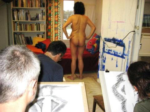 ガチのヌードモデル画像集。オカズにできるか微妙なところ・・・(30枚)・14枚目