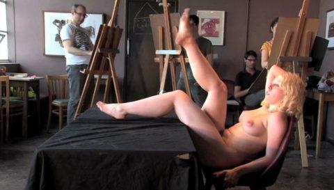 ガチのヌードモデル画像集。オカズにできるか微妙なところ・・・(30枚)・23枚目