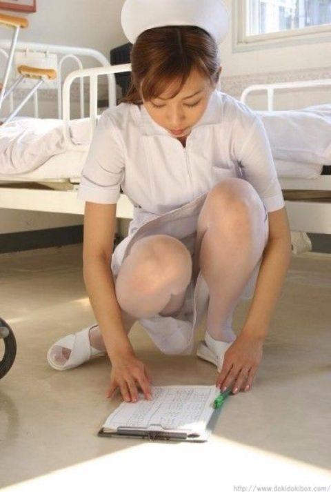 入院中に看護師がパンツ見せつけてきて困ってますwwwwwwwwwwwwww(画像30枚)・26枚目