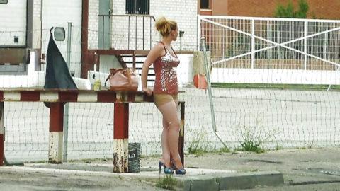 【画像あり】海外の売春婦の客の取り方が攻めすぎてる件wwwwwwwwwwwwww・6枚目