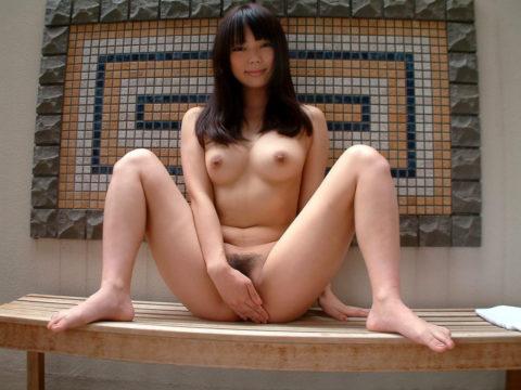 全裸に手パンツしてる女の挿入したい感は異常wwwwwwwwwwwwww(画像30枚)・6枚目