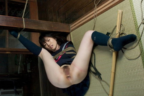 【放心状態】緊縛プレイの後のアンニュイ女子をご覧くださいwwwwwwwwww(画像あり)・6枚目