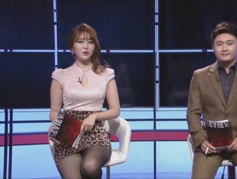 【※世界屈指】嫌韓民よ、この韓国の女子アナを見ても同じ事言えるの???(画像あり)