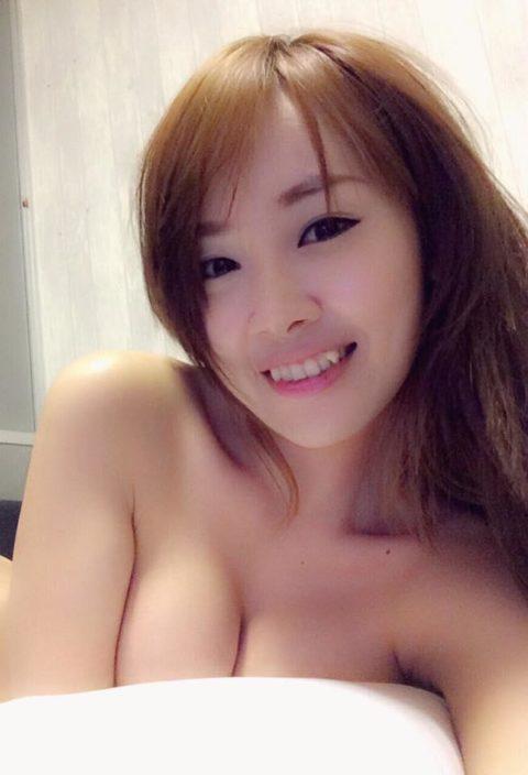 台湾美女の自撮りのエロさは異常。なんでこんなスタイルええのん???(画像25枚)・1枚目