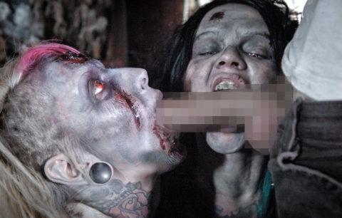 【グロ注意】ハロウィンの夜はこんな女とのセックスはいかが???(画像24枚)・15枚目