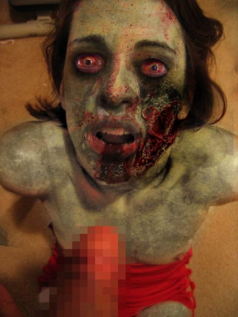 【グロ注意】ハロウィンの夜はこんな女とのセックスはいかが???(画像24枚)・16枚目