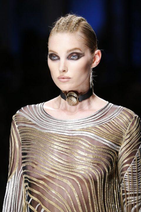 【乳首大量】ファッションショーでも十分抜けることがよく分かる画像集(30枚)・9枚目