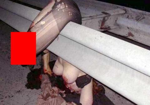 (※超・閲覧注意※)強姦殺人被害にあったJ〇、、、足が無い。(写真あり)