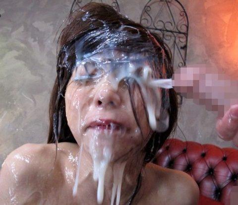 【画像あり】女の鼻の穴にザーメン注入した結果wwwwwwwwwwwww・15枚目