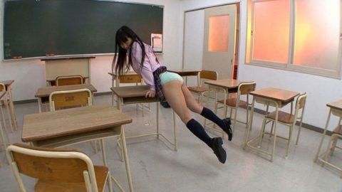 教室でオナニーする女子の鉄板メニューがこちらwwwwwwww(画像30枚)・20枚目