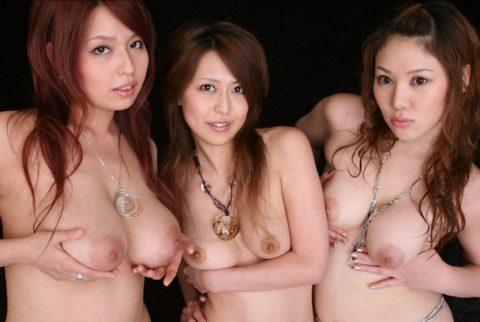 複数の女がマンコを一斉に見せてくれてるエロ画像ください(他30枚)・6枚目