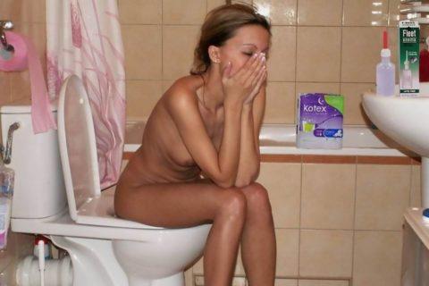 【画像26枚】女がトイレ中に扉開けてやった結果wwwwwwwwwwwww・7枚目