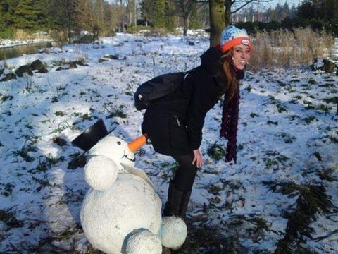 絶対に子供に見せてはいけない大人の雪ダルマ画像集(30枚)・11枚目